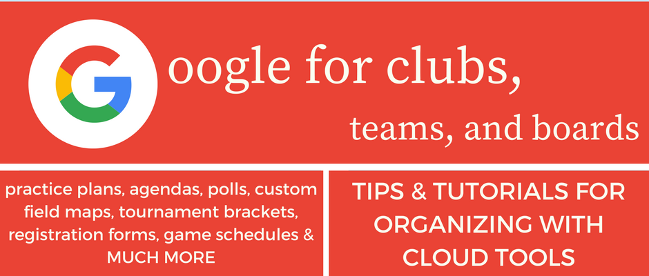 Google for Clubs, Teams, & Boards