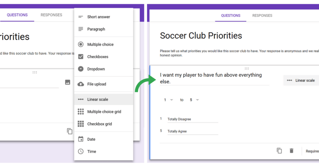 Find Goals for Club step 2
