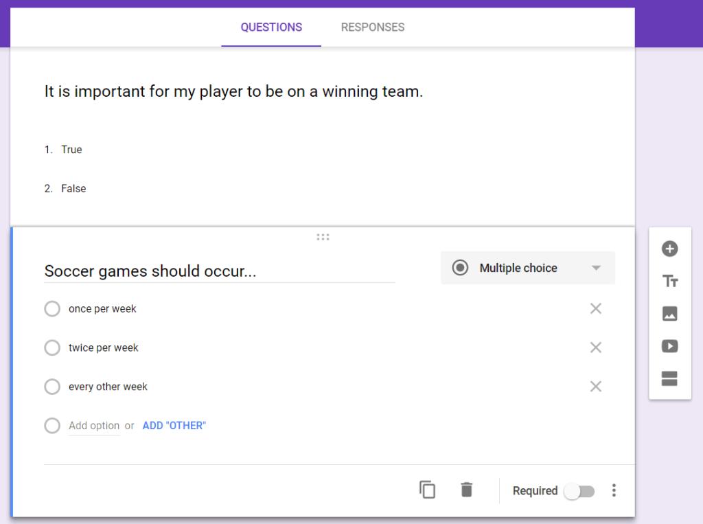 Find Club Goals Step 3 screenshot